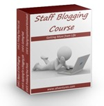 Staff Blogging Course